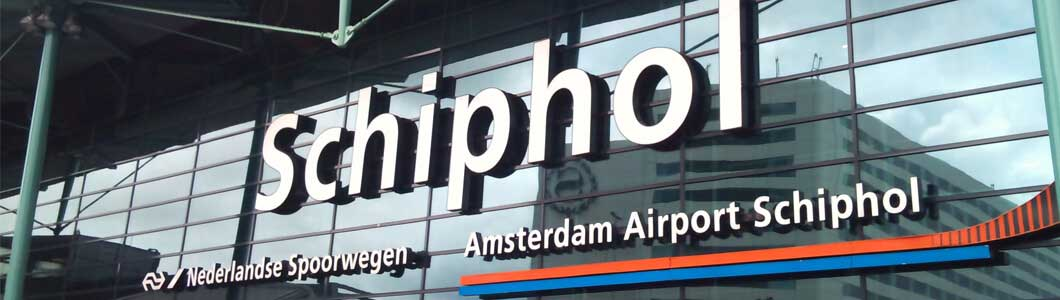 Taxibedrijf voor Schiphol